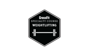 Crossfit Weightlifting